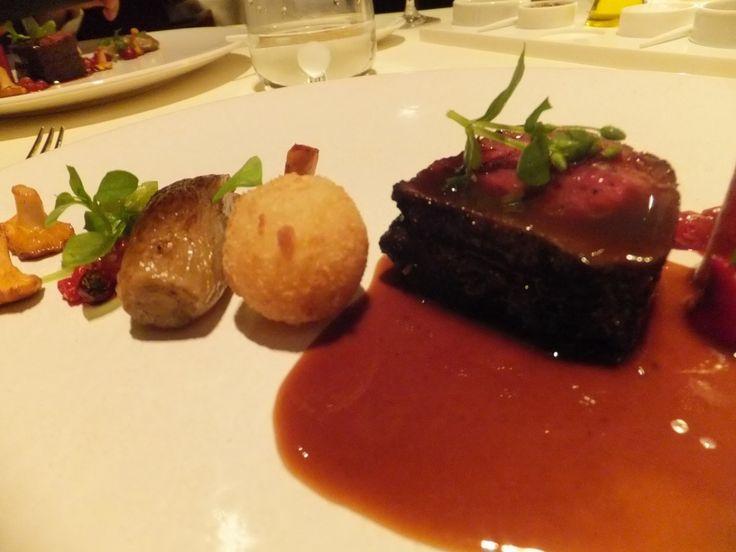 Sea Grill(シーグリル)【ベルギーブリュッセル】◆ミシュラン2つ星ディナーの悲しすぎる結末