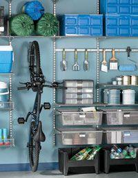 270 Best Organization   Garage, Workshop U0026 Storage Areas Images On  Pinterest | Woodwork, Basement Storage And Workshop
