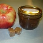 Caramel Apple Jam, gifts for the wedding guests...