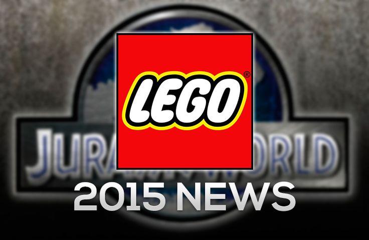 Annunciati tutti i giochi LEGO del 2015, tra i quali LEGO Jurassic World e LEGO Marvel's Avengers