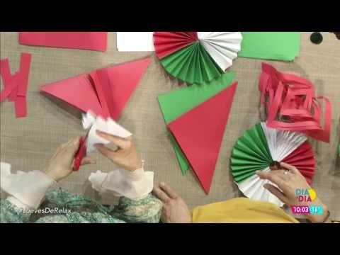 Adornos para Fiestas patrias - YouTube