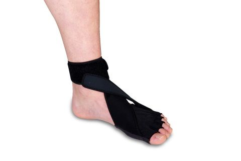 New type of Ankle Foot orthosis for Anti-foot drop Stroke, Dragging Foot, Ankle Sprain, Gait training AIDER cna help partients who exhibit foot drop due to brain or spinal diseases or Trauma and peroneal nerve palsey Stroke (CVA), Multiple Scerosis (MS), Spinal Cord Injury (SCI), Traumatic Brain Injury (TBI), Brain Tumor or Cerebral palsy (CP)>>> See it. Believe it. Do it. Watch thousands of spinal cord injury videos at SPINALpedia.com