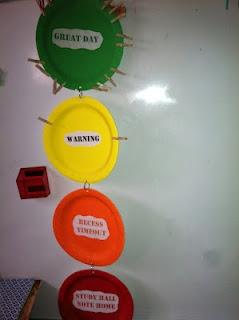Behavior Management Idea   # BUZILLION!Management Ideas, Management Charts, Education Teaching, Behavior Management, Classroom Management, Clothespins Ideas, Classroom Ideas, Paper Plates, Second Grade