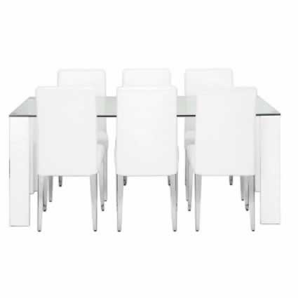 Carly Dining Table from Domayne