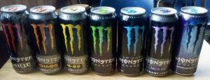 Top 10 most #powerful #energy #drinks sold in retail #supermarkets.