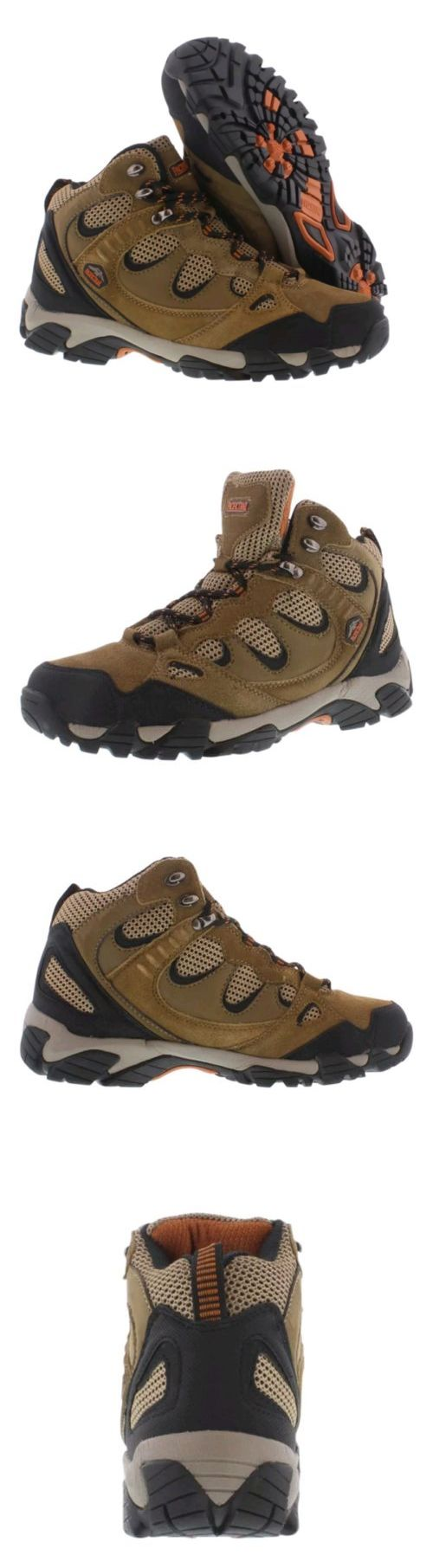 Mens 181392: Pacific Trail Sequoia Hiking Boot Men S Shoes Size 13 Smokey Brown Orange -> BUY IT NOW ONLY: $39.95 on eBay!