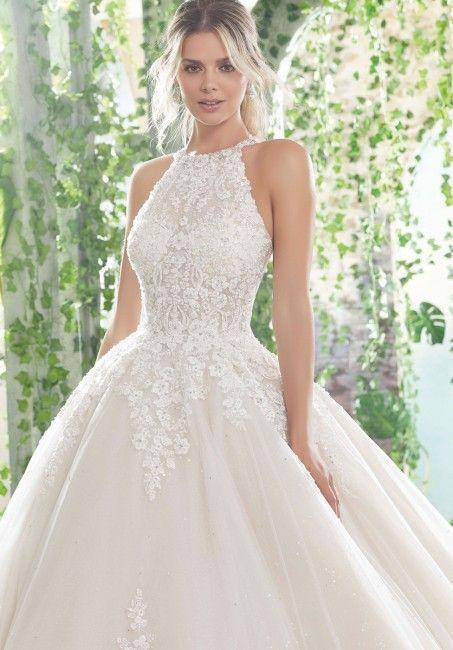Mori Lee Angelina Faccenda 1728 Primavera Wedding Dress – #Angelina #Dress #Facc