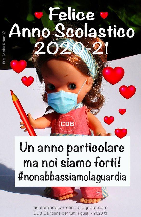 Cdb Cartoline Per Tutti I Gusti Cartolina Felice Anno Scolastico 2020 21 U Nel 2020 Auguri Di Buongiorno Cartoline Auguri Di Compleanno Divertenti