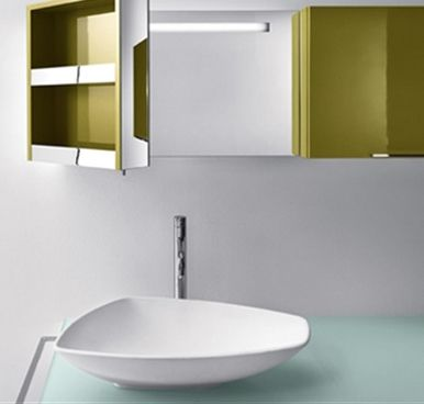 Designo Thermae Bench Basin