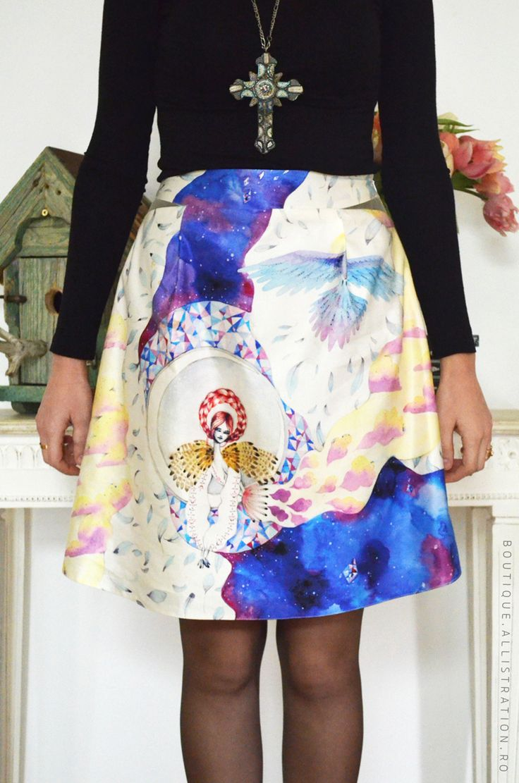 Allistration Boutique :: The Moon Skirt