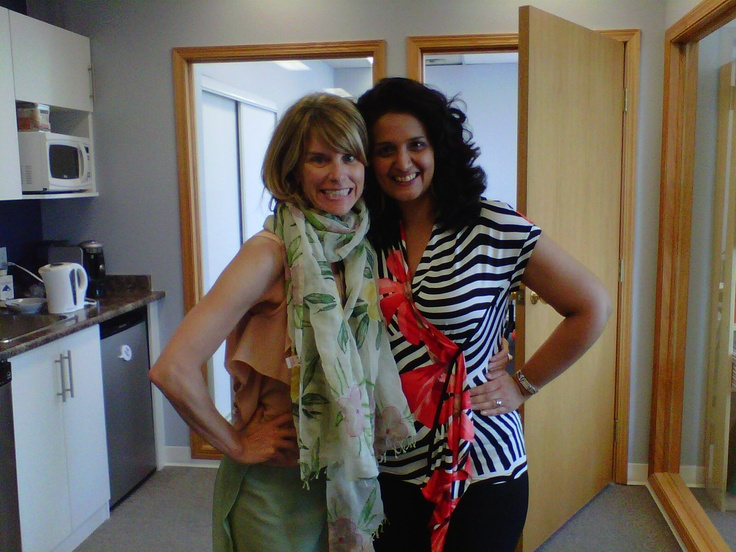 """Just Ask Judy - July 25, 2012 - Narges Nirumvala     Thank you for coming in Narges- it was so great chatting with you! The focus for this #JustAskJudy turned out to be """"focus""""- Judy's advice was to set business goals and evaluate your investment opportunities against them."""