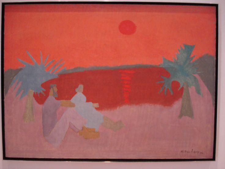 milton avery   ArtMuse67: Milton Avery at the Nassau County Museum of Art