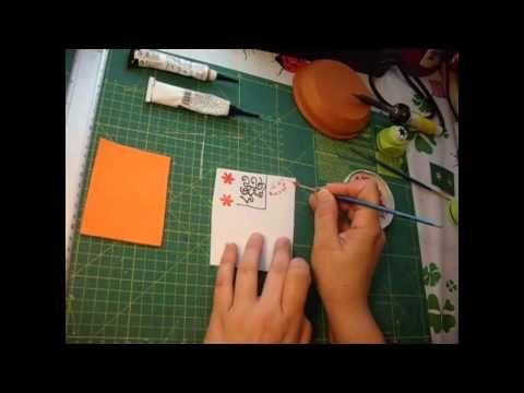 Personaliza la goma eva para tus trabajos - YouTube