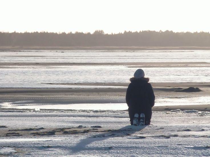 A moment in Siikajoki