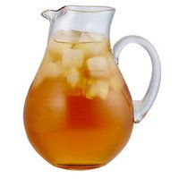 Our new Simplicity Iced Tea Pitcher - a go to choice for summer celebrations and today, for National Iced Tea Day!