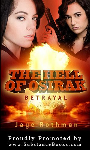 Substance Books is proudly introducing: The Hell Of Osirak. This is a high stakes action packed, grand panoramic espionage thriller, set in five countries and over three continents. This book is loosely based on a true story, code named Operation Opera by the Israelis. Learn more about it here: http://www.onlinebookpublicity.com/spy-thriller-adventure.html