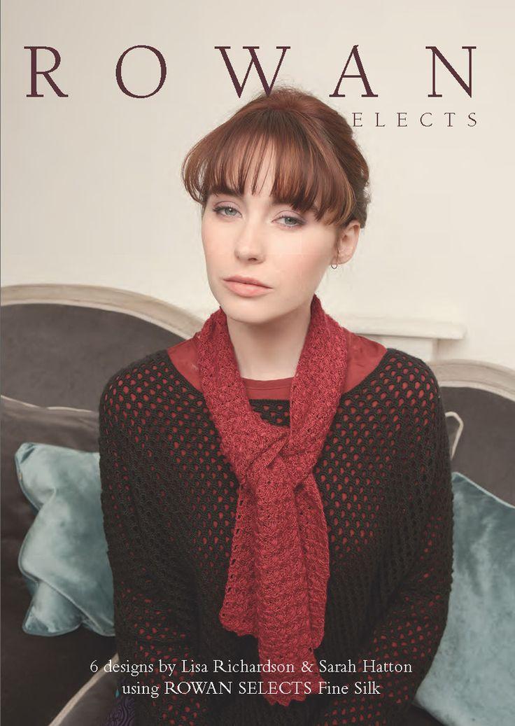 Rowan Selects Fine Silk Collection 2016