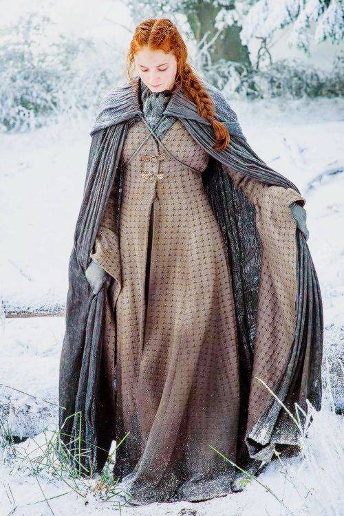 New Sansa Stark season 6 picture.