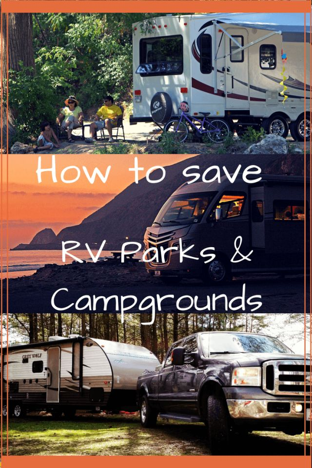 We have researched and found the best ways to save on RV parks and campgrounds.