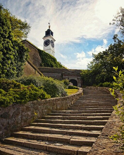 Serbia. Srbija. Novi Sad. Petrovaradin fortress.