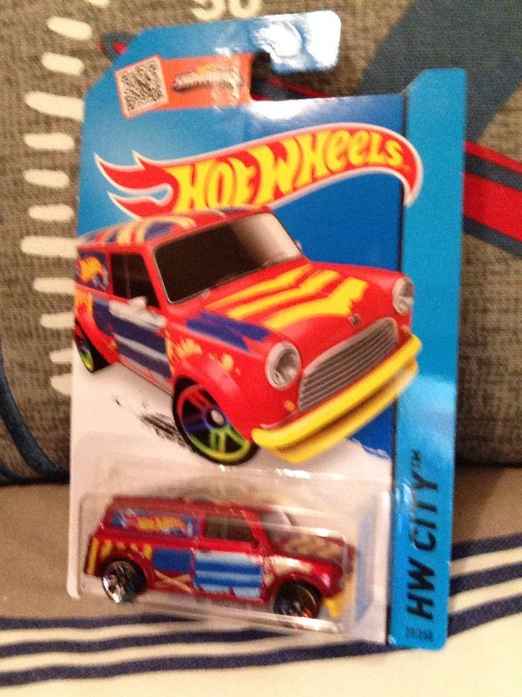 Morris mini D case