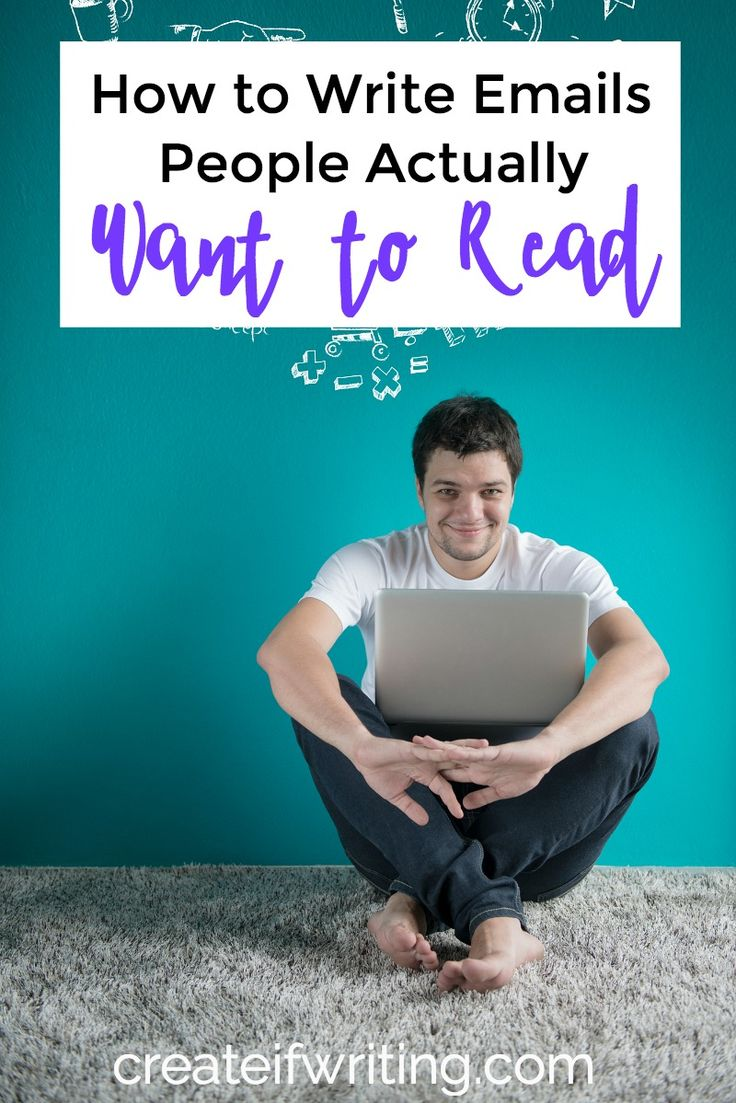 Do you know how to write emails people actually WANT to read? These five tips will help you connect with your readers!