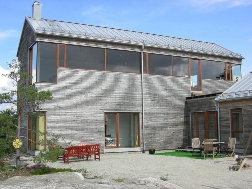 Foreningen Norske Lauvtrebruk | Osp i kledning
