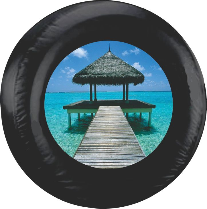 1000 Images About Beach Scene And Island Print Tire
