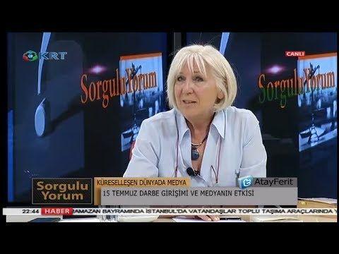 SorguluYorum 13.06.2017 | Banu Avar | Ferit Atay | KRT TV - YouTube
