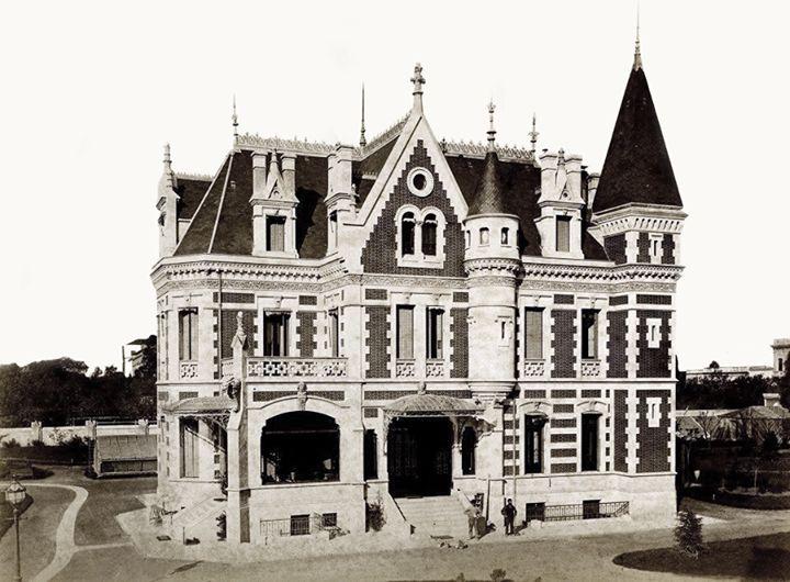 Residencia Muñiz Bs. As. 1914 demolida en 1940