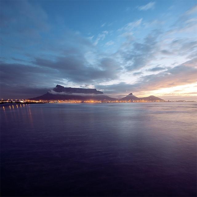 Table Mountain!
