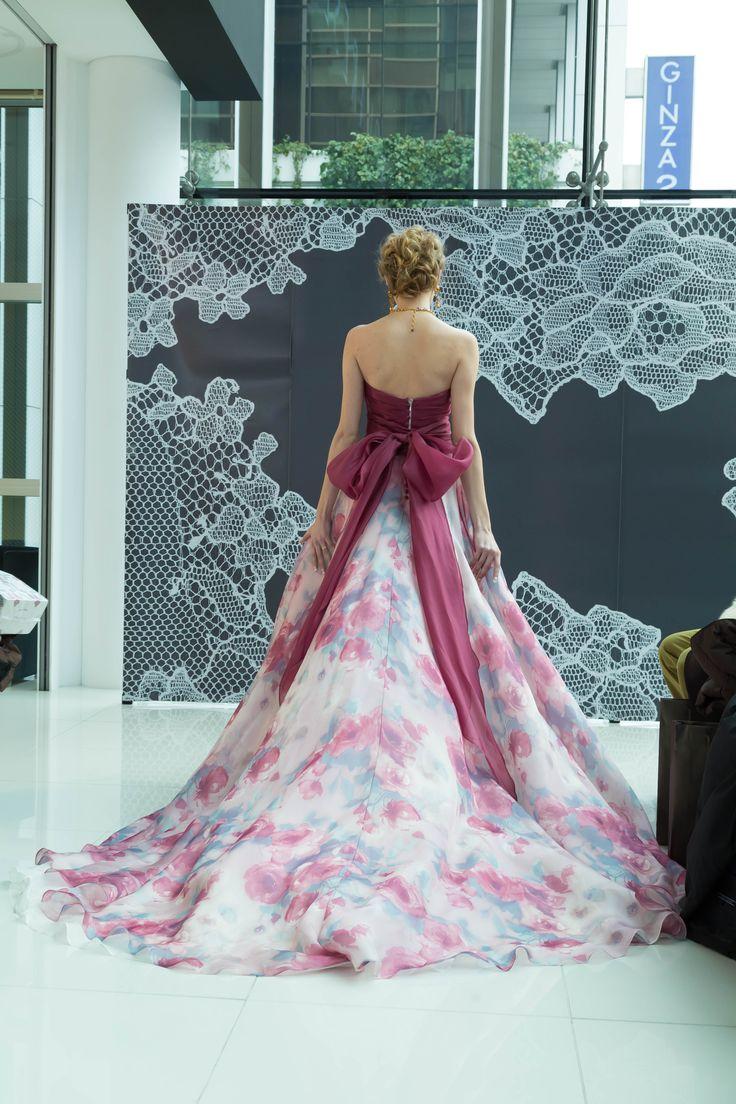 #wedding #weddingdress #dress #dressshop #colordress #collectionshow #Tokyo #ginza #NOVARESE #結婚式 #ウエディング #ウエディングドレス #ドレス #ドレスショップ #カラードレス #白 #コレクションショー #ランウェイショー #東京 #銀座 #ノバレーゼ #EPNV30fusha #NOVARESE #ノバレーゼ