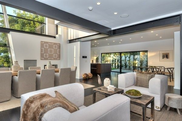 Growing Family - Andy Roddick and Brooklyn Decker List L.A. Home- Lonny