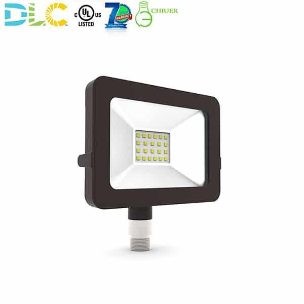 30w Led Floodlight Fixture Knuckle Mount Outdoor 5000k For Sale Led Outdoor Flood Lights Fixtures