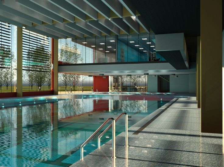 Selby Leisure Centre Revit Model Rvt Gallery Autodesk