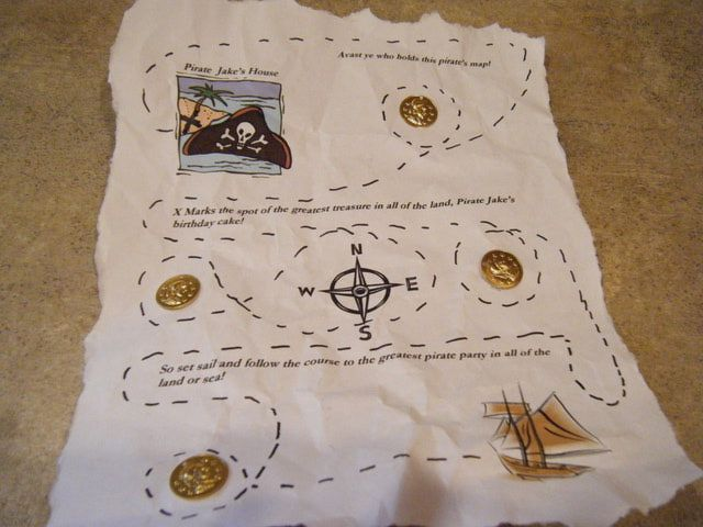 Kids' Pirate Party Ideas: Summon Ye' Mates