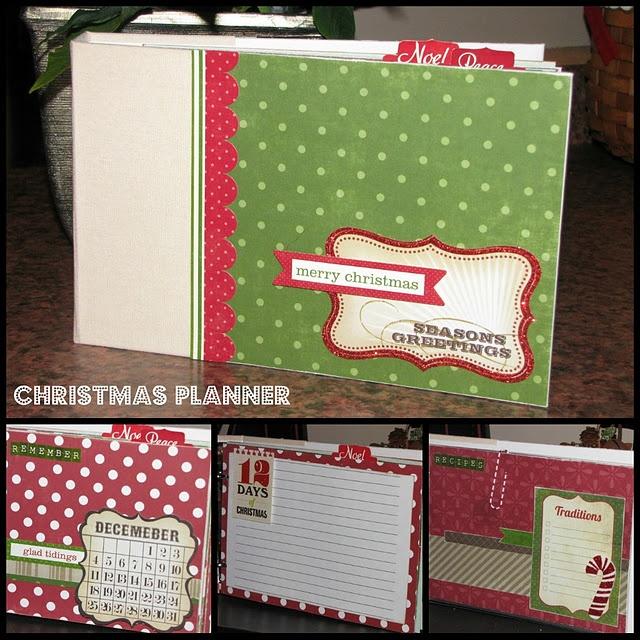 Adorable Christmas PlannerPaperscrapbook Ideas, Minis Album, Christmas Fun, Organic Ideas, Scrapbook Saturday, Paper Scrapbook Ideas, Christmas Planners, Crafts Stuff Scrapbook, Christmas Ideas