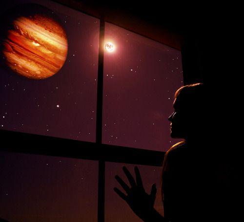 """"""" Jupiter Rising by Samantha T. on Flickr. """""""