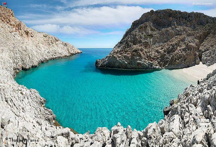 Seitan Ports, Chania, Crete