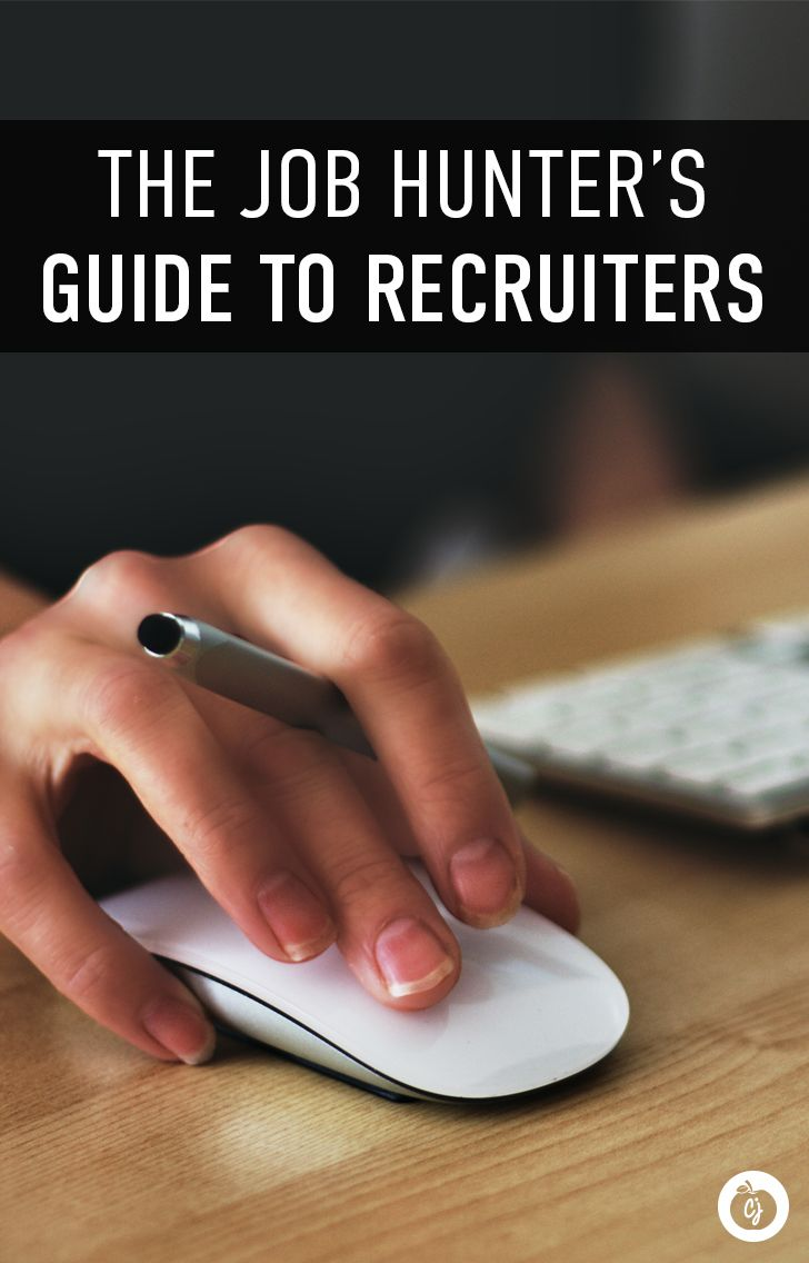 We broke down everything you need to know about job recruiters.