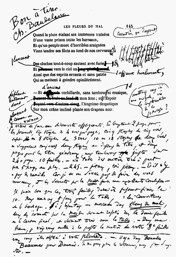 baudelaire romanticism essay Dogme et rituel at the time baudelaire wrote this essay may have contributed to such a conversion 6 his correspondances, l evi aimed for a romantic evocation of the mystical connection between man and documents similar to baudelaire y eliphas levi skip carousel carousel.