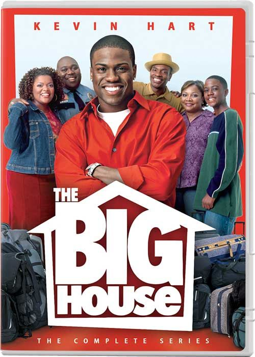 The Big House - prime time sitcom starring actor/comedian Kevin Hart. series represents a mirror-opposite of the NBC sitcom The Fresh Prince of Bel-Air. Kevin Hart is a wealthy, pampered student from Malibu. After his father is arrested & imprisoned for embezzlement, Kevin moves to Philadelphia to live with his working-class aunt, uncle & cousins (the Cleveland family), & enrolls in Drexel University. It ran on ABC in April 2004, lasting for only 6 episodes.