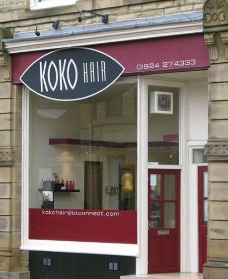 Koko Hair Ossett West Yorkshire Some Of Our Current