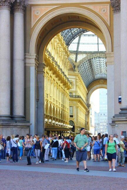 MI konumunda Milano