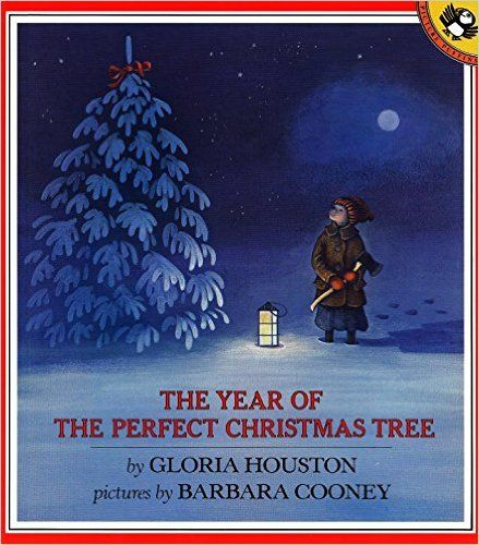 The Year of the Perfect Christmas Tree: An Appalachian Story (Picture Puffin Books): Gloria Houston, Barbara Cooney: 9780140558777: AmazonSmile: Books