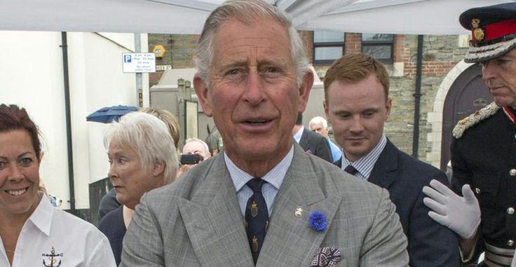Príncipe Charles: 'Estamos esperando uma neta'