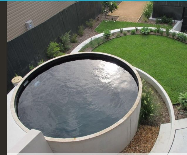20 best pool idea images on pinterest small pools for Best above ground pools australia