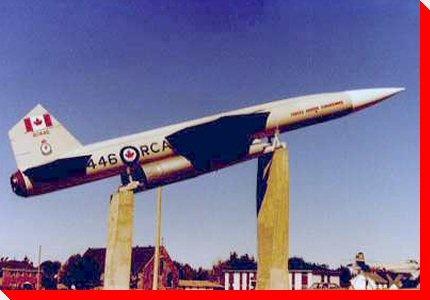Bomarc Missile - North Bay, Ontario