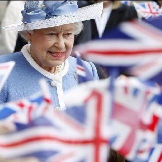 Our Beautiful Queen Jubilee 2012