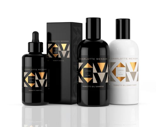 Charlotte Mensah Manketti Oil Collection
